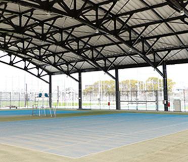 守口大枝公園インドアテニススクール
