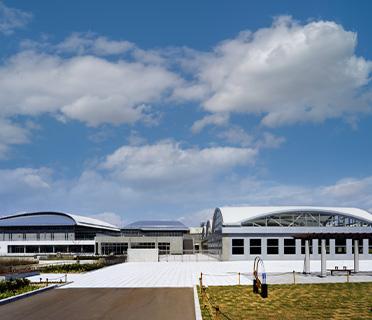 堺市原池公園体育館ミズノインドアテニススクール