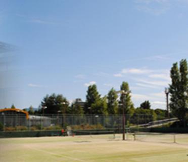 鶴見緑地庭球場ミズノテニススクール